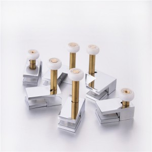 HS-039 Hign quality stainless steel rollers with bearing pulley