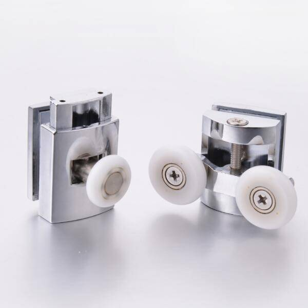 HS070 China Manufacturer Shower Enclosure Sliding Glass Shower Door Rollers For Shower Cubicle Featured Image