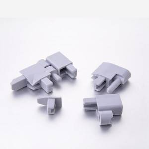 HS024 Shower Door Plastic Pivot Hinge