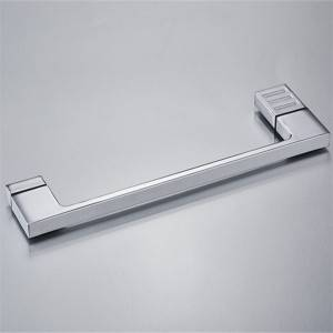 YM-040 Simple Clean Design Zinc Alloy Sliding Glass Shower Enclosure Door Handle