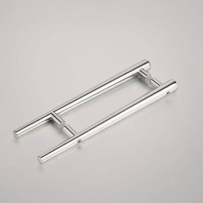 PriceList for Transparent Plastic Shower Door Handle -