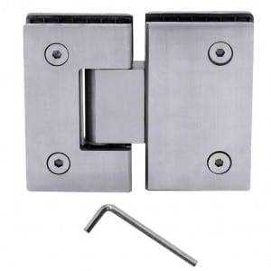 Good Quality Bathroom Hardware Heavy Duty Glass Shower Door Pivot Hinge
