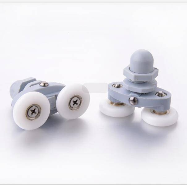 HS006 shower cubicle accessories double wheels Featured Image