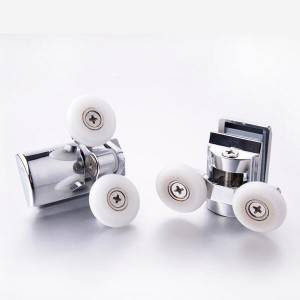 HS067 shower door roller