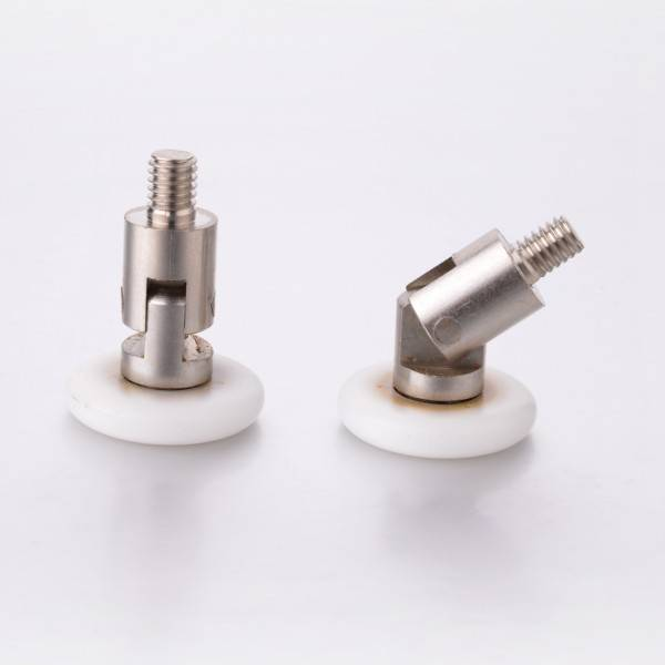 Factory Free sample Zamak Shower Door Hinge -