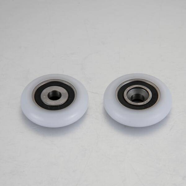 440C stainless steel bearing POM covered specifically for shower door roller Featured Image