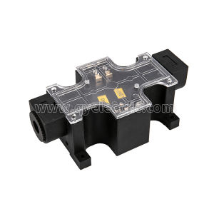 Hydraulic Solenoid Valve Junction Box-QYB
