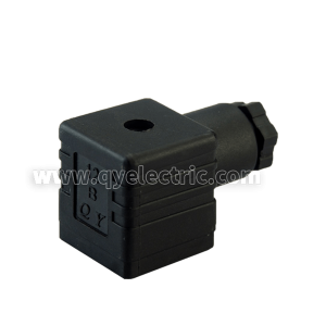 DIN 43650A without LED,Female power connector,PG9