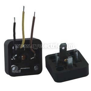 Male plugs Male power connectors square size A269