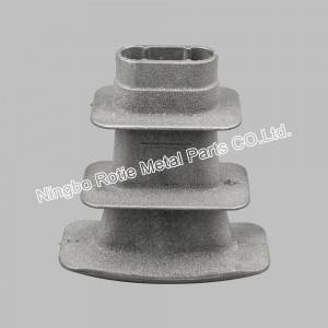 5×0.5′ Casting Anchors With Grey Iron For Post Tensining And Prestressing