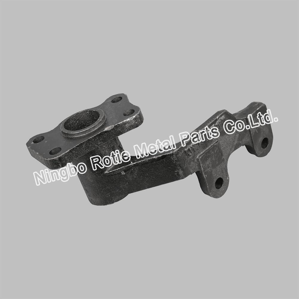 China Cheap price Steel Foundry - Ductile Iron or Grey Iron Casting With Valve Body Parts – Rotie Metal
