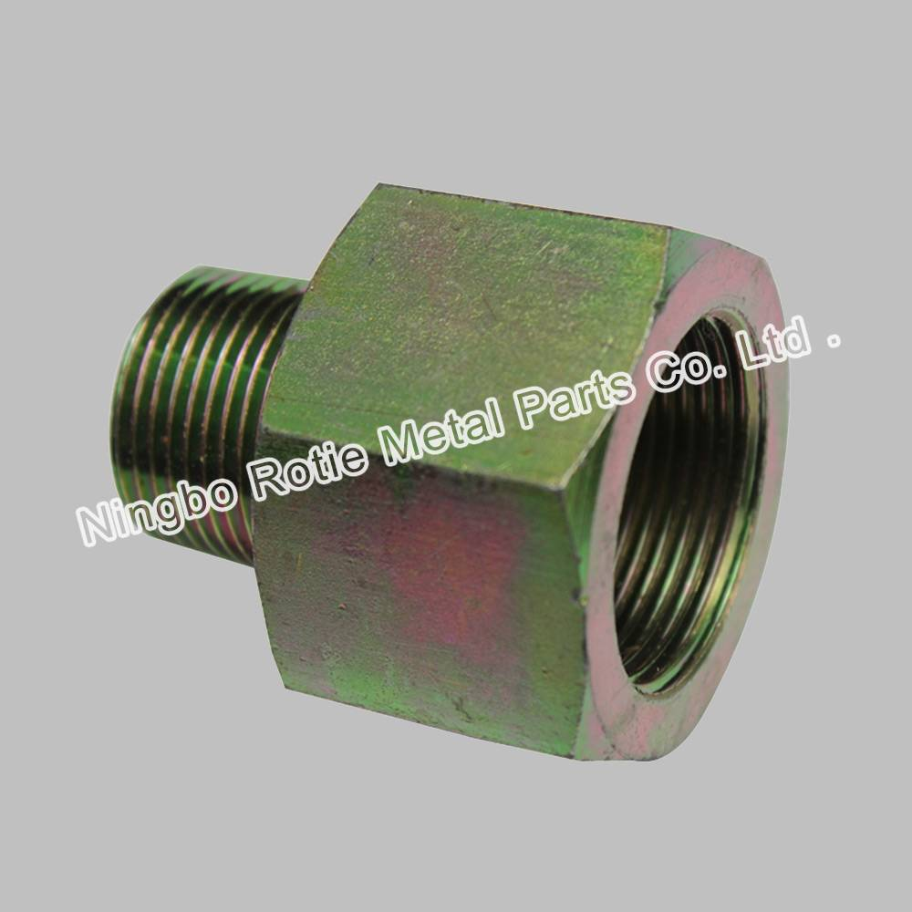 Cheapest Price Home Appliance Parts - Hydraulic Fitting – 45# Steel – Rotie Metal