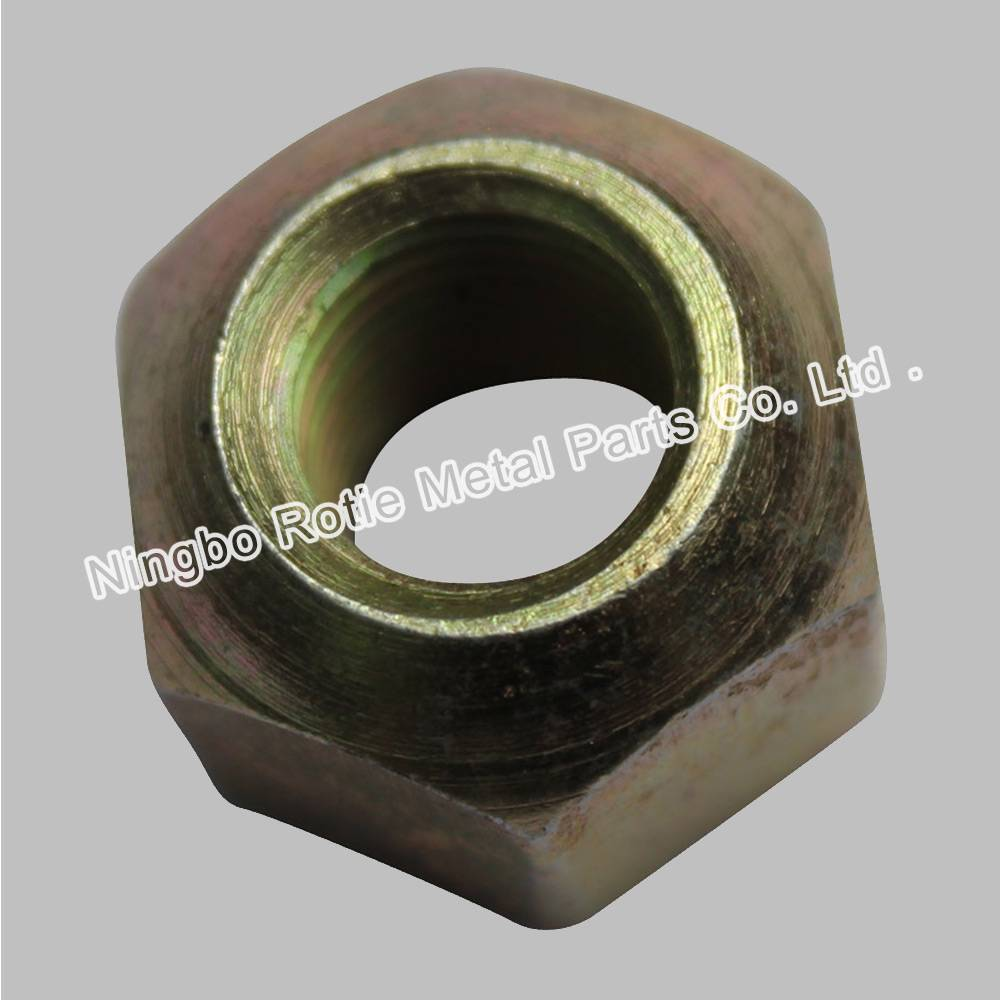 Best quality Copper Parts - Hydraulic fitting – 45# steel – Rotie Metal
