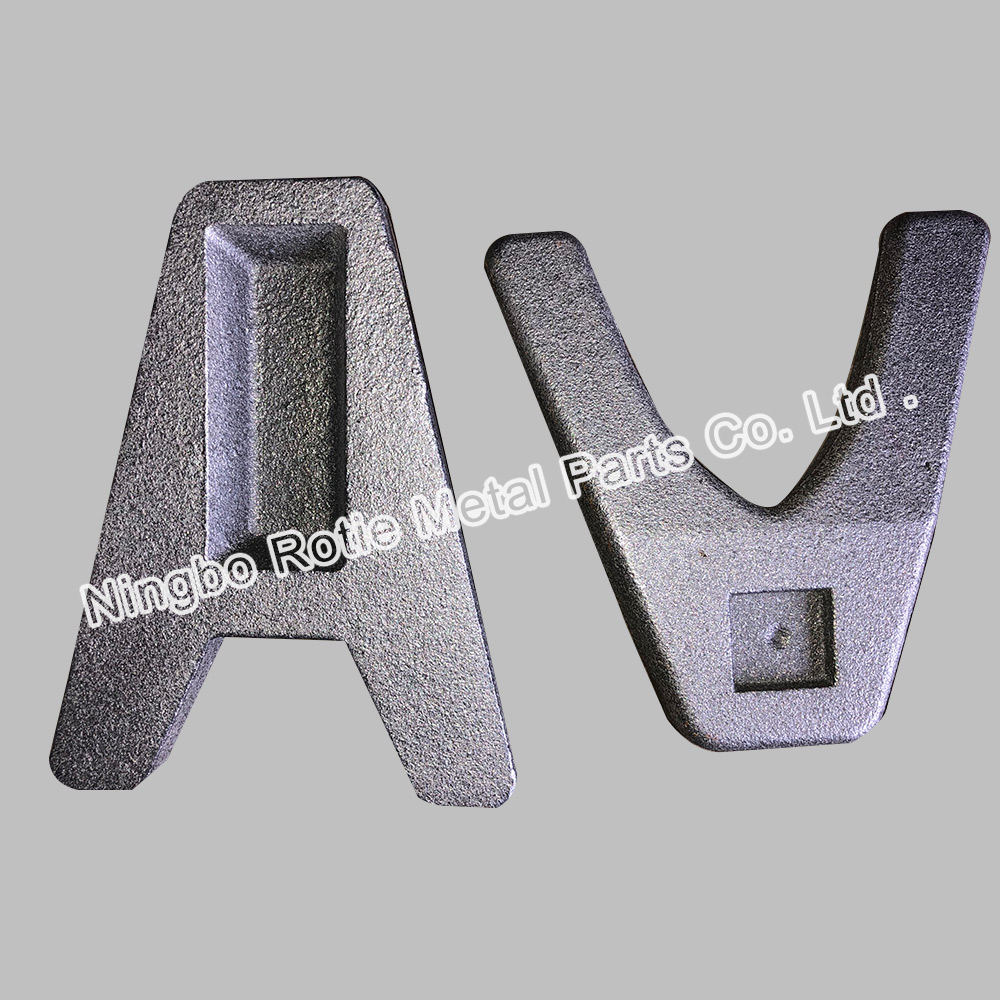 PriceList for Non-Ferrous Metal Casting - Casting Parts-grey Iron – Rotie Metal