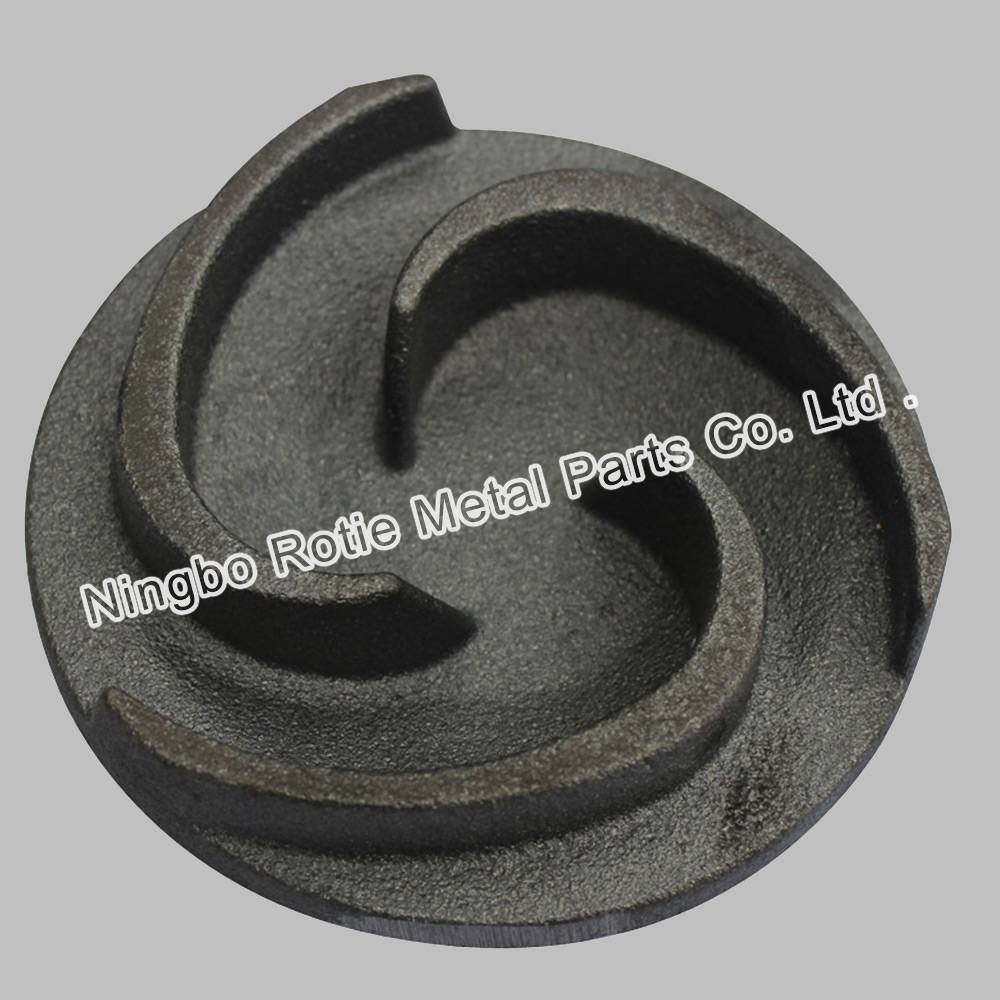 OEM/ODM Supplier Bronze Casting - Casting Parts-ductile Iron – Rotie Metal