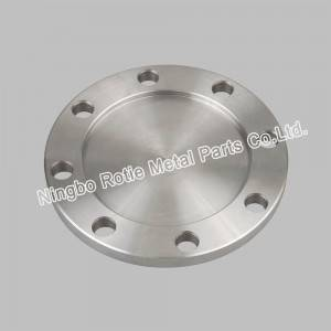 Factory Price For Cnc Manchining - Machining Parts By Machine Center – Rotie Metal