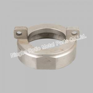 High Quality for Cnc Turning Auto Spare Part - Aluminum Parts – Rotie Metal