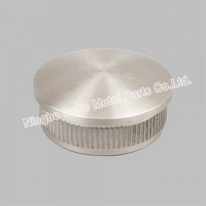 New Arrival China Steel Parts - Stainless Steel End Cap – Rotie Metal