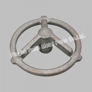 OEM Manufacturer Aluminum Die Casting Process - Manufacturer Precision Iron Casting Iron Parts Sand Casting With Grey Cast Iron – Rotie Metal