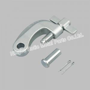 High Quality Machining Parts - Clamp – Rotie Metal