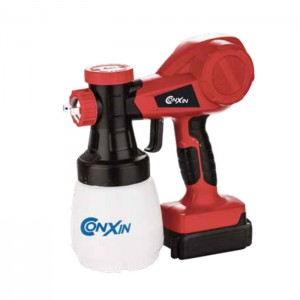 Cheapest Factory Pressure Spray Gun,Painting Spray Gun,Paint Spray Gun With 600ml Cup 79907
