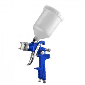 hot sell plastic cup 600ml Painting Spray Gun hvlp  H-827P