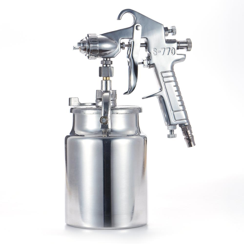 S-770S Metal High Pressure Paint Spray Gun