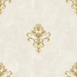 Small damask design