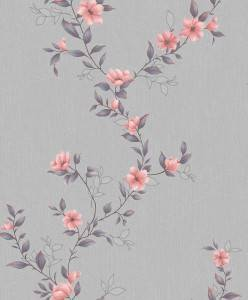 New pvc wallpaper 2020 flower design