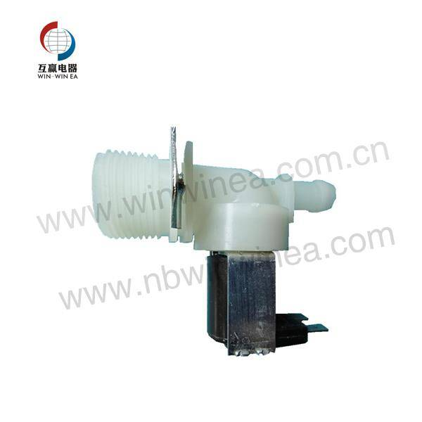 2 Way 180 ° Ilma inlet Valve
