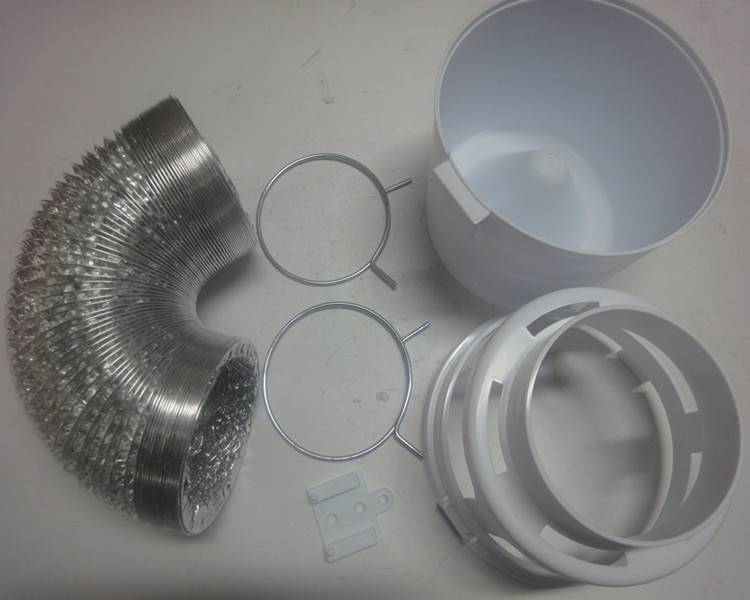 dryer vent lint trap kit(2)