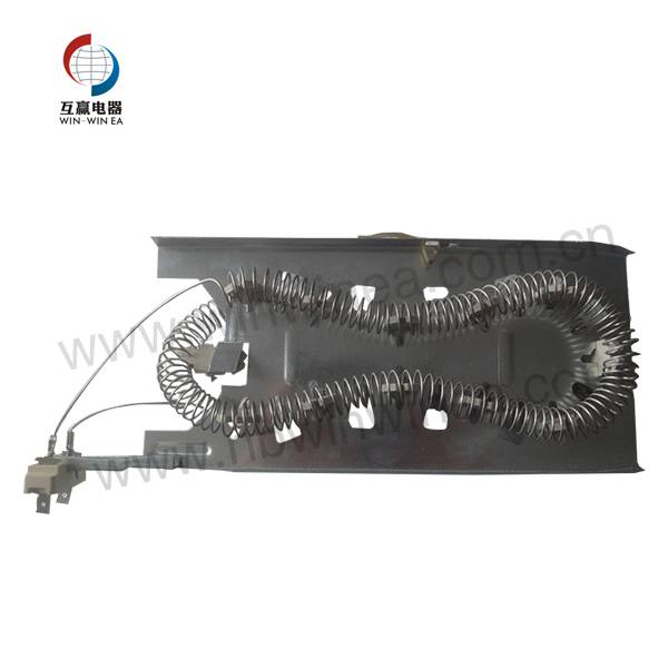 3387747 Whirlpool fanamainana Heater fanamainana Heating singa