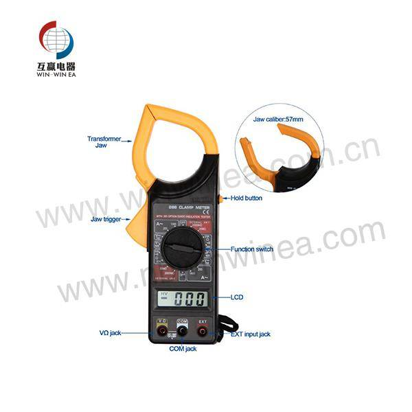 Digital -  Clamp Meter