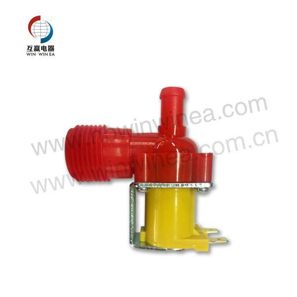 2 Way 90 ° Ilma inlet Valve