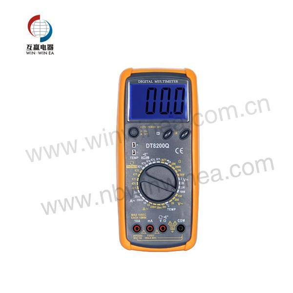 Digital -  Multimeter