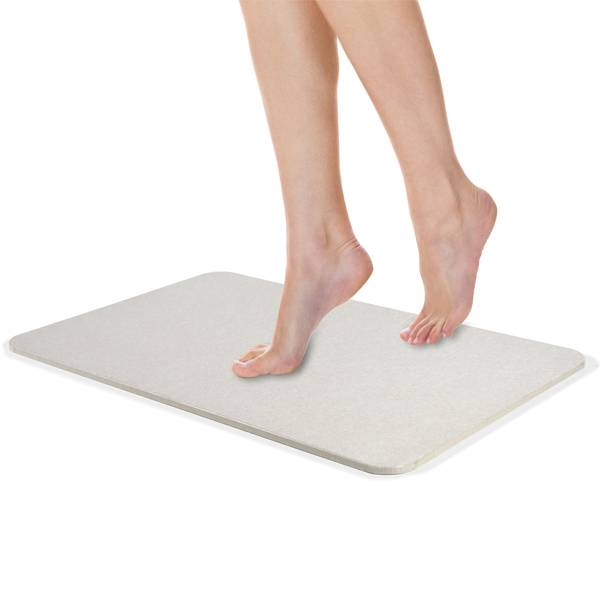 How To Clean And Maintain Diatomite Bath Mat