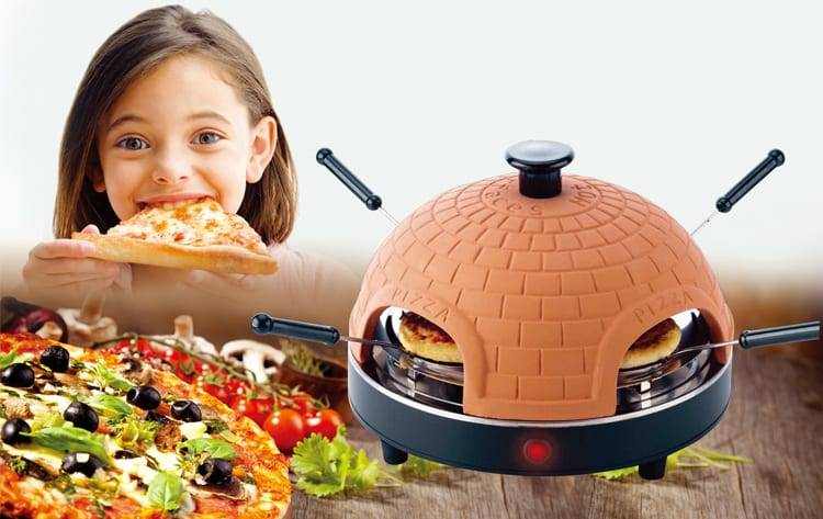 Attractive Home DIY Pizza Oven