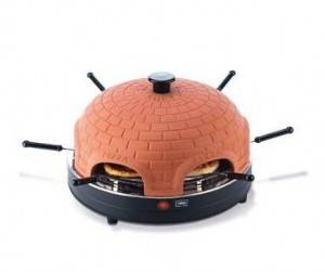 Pizza oven electric 6 person pizza oven