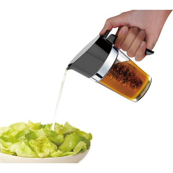Plastic 2 in 1 Oil & Vinegar Dispenser Oil & Vinegar Bottle Sprayer For Cooking