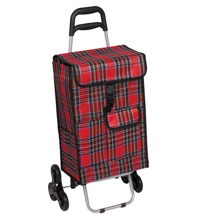 Folding Shopping Cart Trolley Bag with Wheels