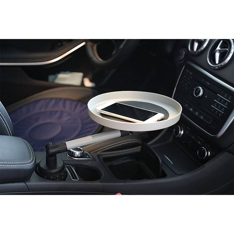 Made In China plastic car swivel tray 6013 Car Tray