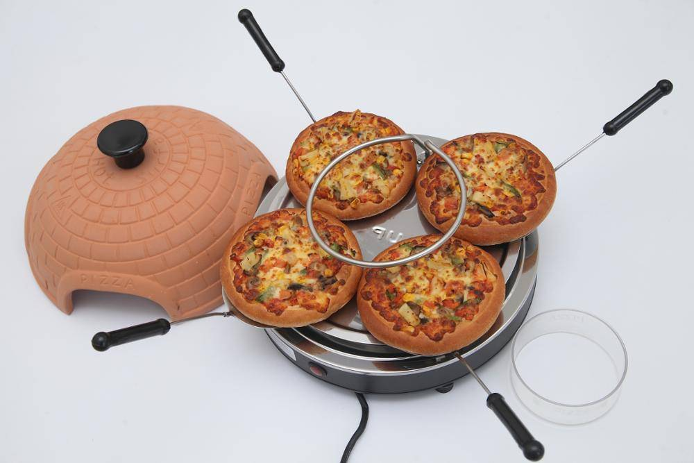 Electric Clay Pizza Oven for Sale Pizza Oven Price