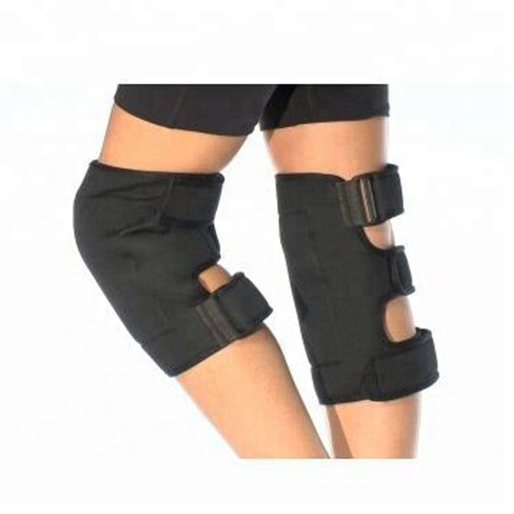 Medical Grade Magnetic Knee Pad Brace Adjustable Knee Support with tourmaline and magnetic inserts