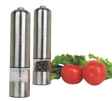 Salt and pepper grinders Electric Pepper Mill