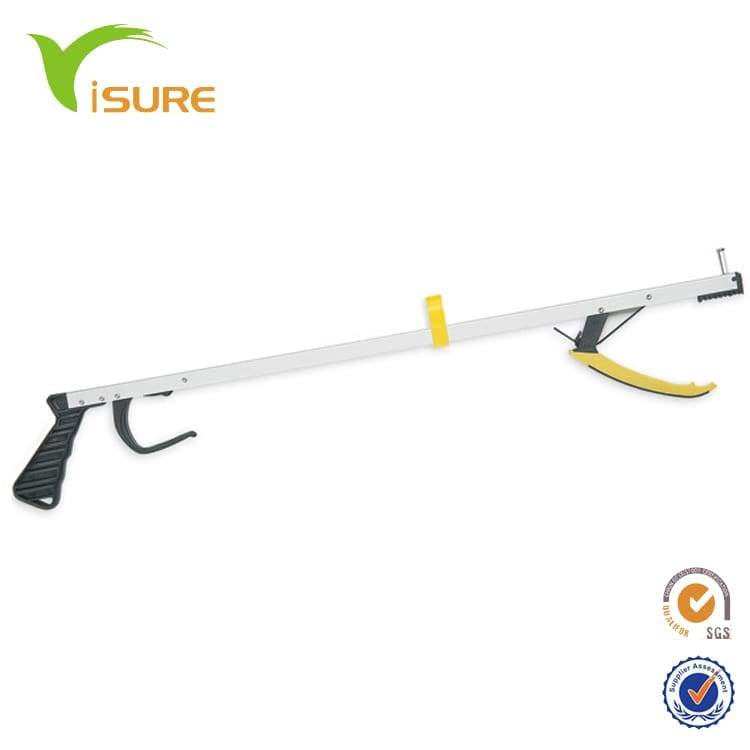 Extra Arm Trash Litter Hand Reacher Garbage Pick Up Tool Trash Grabbing Tool Reacher Grabber