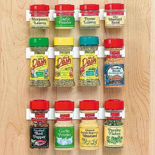 SPICE RACK 6069 wall mounted spice rack
