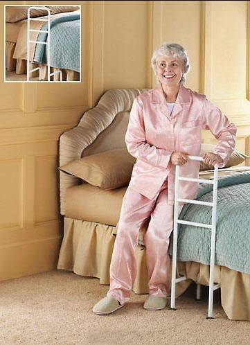 Lightweight Home Folding Bed Assist Hand Rail