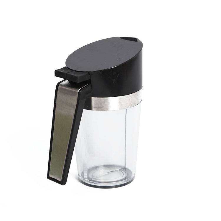 Plastic 2 in 1 Oil and Vinegar Dispenser Oil & Vinegar Bottle Sprayer For Cooking