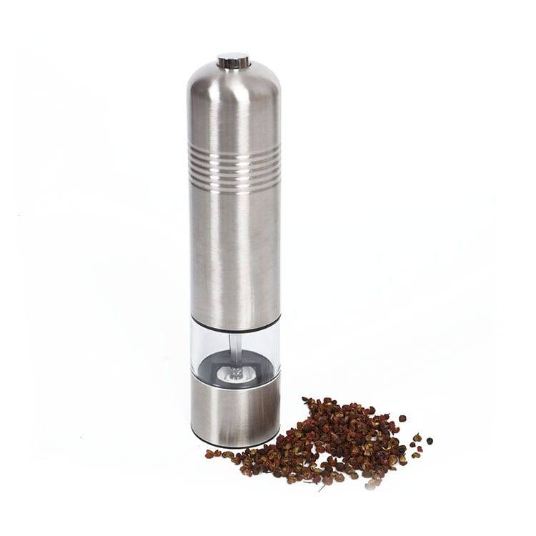 Electric Multi-color optional ceramic core grinder with LED lamp