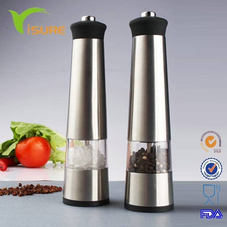 Electric spice grinder Electric Pepper Mill